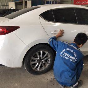 sơn xe ô tô chỉ từ 150.000Đ