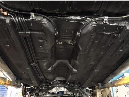 Phủ gầm xe - Garage ô tô TOTCOM