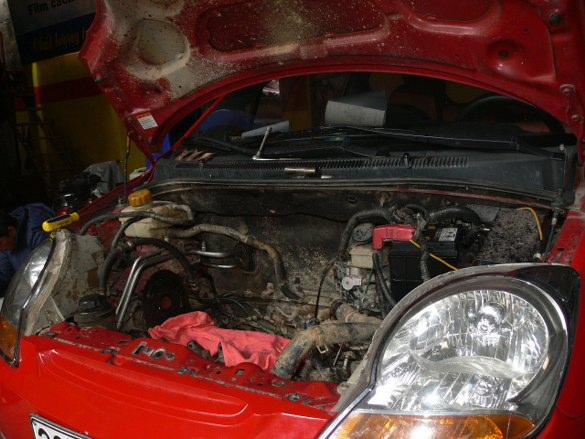Kết quả hình ảnh cho bảo dưỡng động cơ ô tô