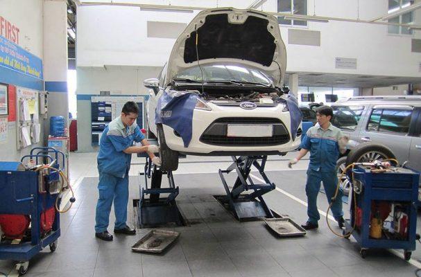 sửa ô tô chuyên nghiệp